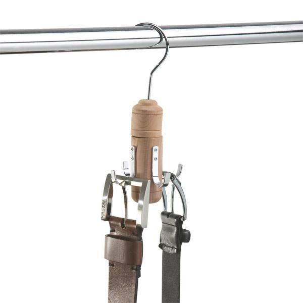 Cedar 4-Hook Belt Keeper