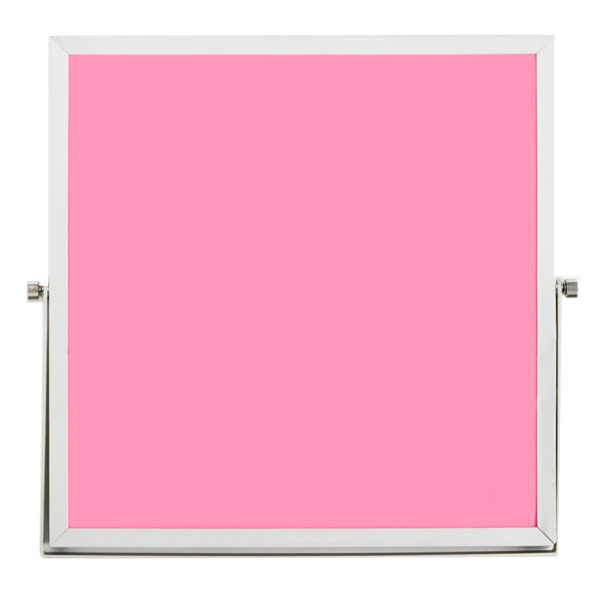 Desktop Magnetic Board Pink