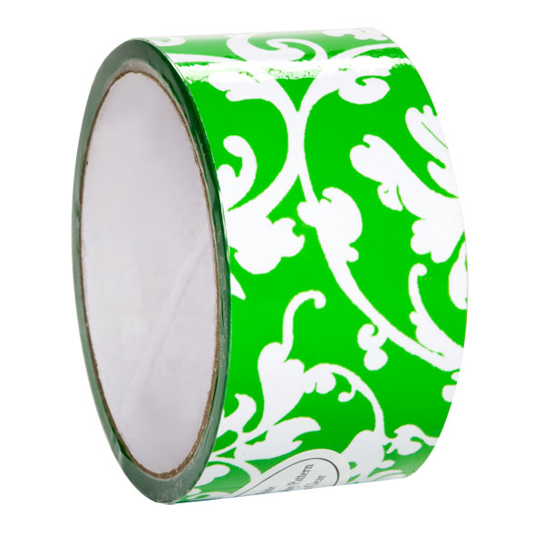 Decorative Tape Green Vines