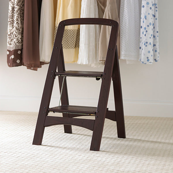 Peachy Kitchen Step Stool Wood Bar Stools Andrewgaddart Wooden Chair Designs For Living Room Andrewgaddartcom