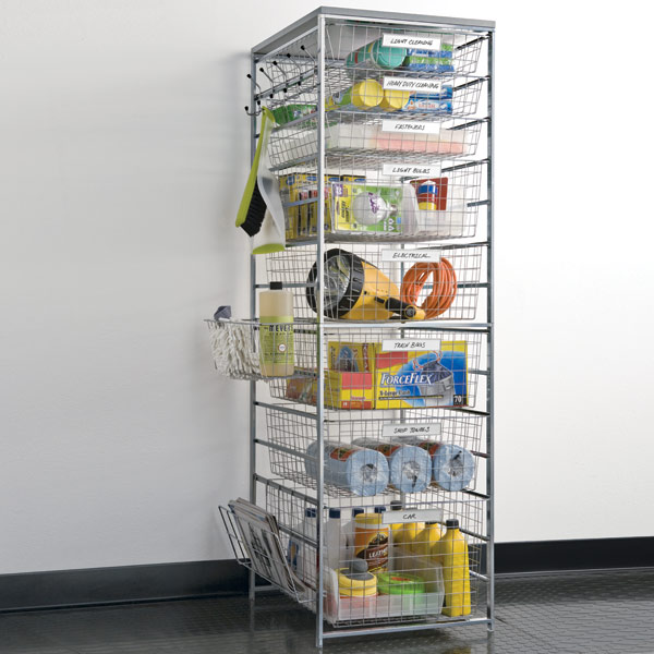 Platinum elfa utility Drawers