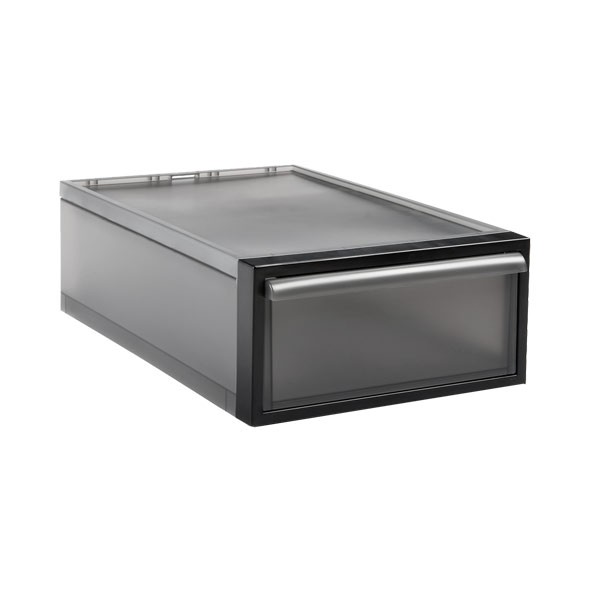 Small Like-it® Stacking Drawer Smoke