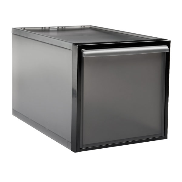 Like It Smoke Stackable Drawers The Container Store