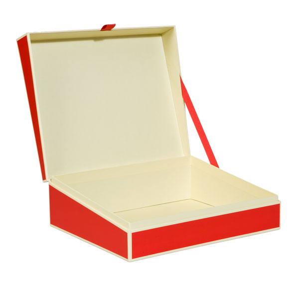 Document Box Red