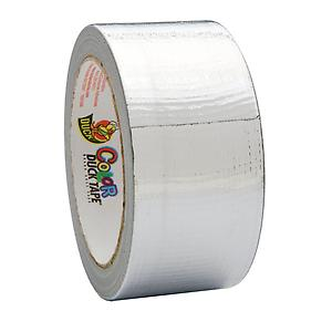 Duck Tape Silver Coin