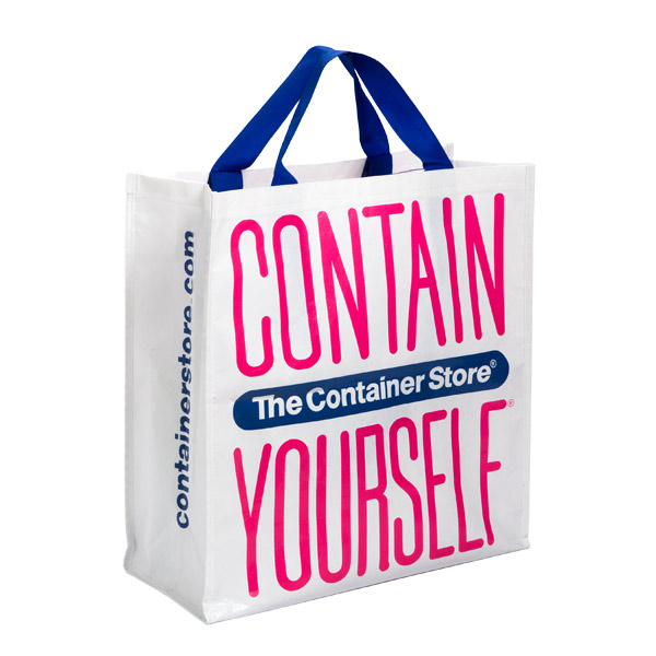 Our Contain Yourself Reusable Bag | The Container Store