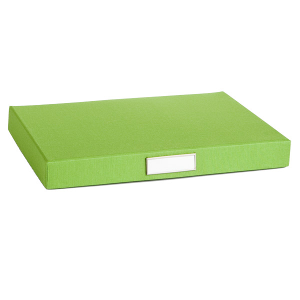 Bigso™ Library Flat File Green