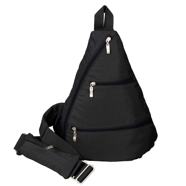 Hugger Backpack Black