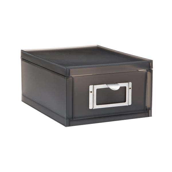 Like-it® Accessory Drawer Smoke