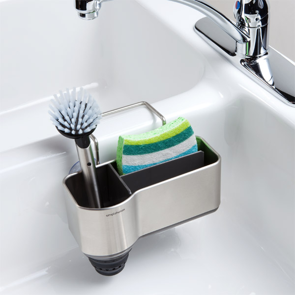 Sink Caddy - simplehuman Sink Caddy | The Container Store