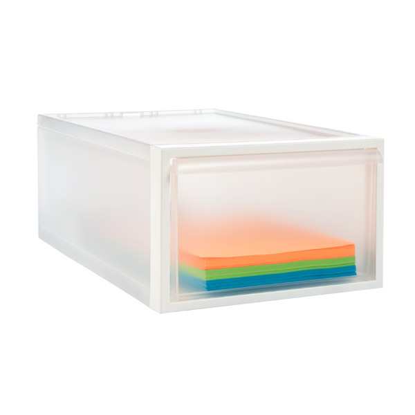Medium Like-it® Stacking Drawer Translucent
