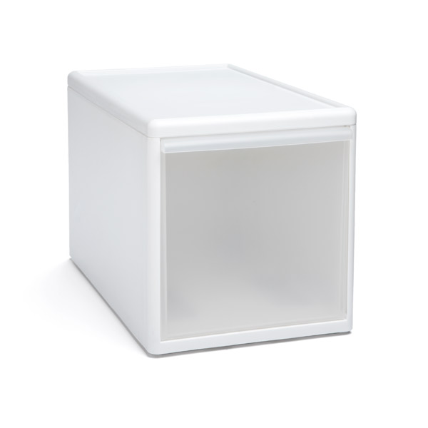 Like-it® Modular Tall Medium Drawer White