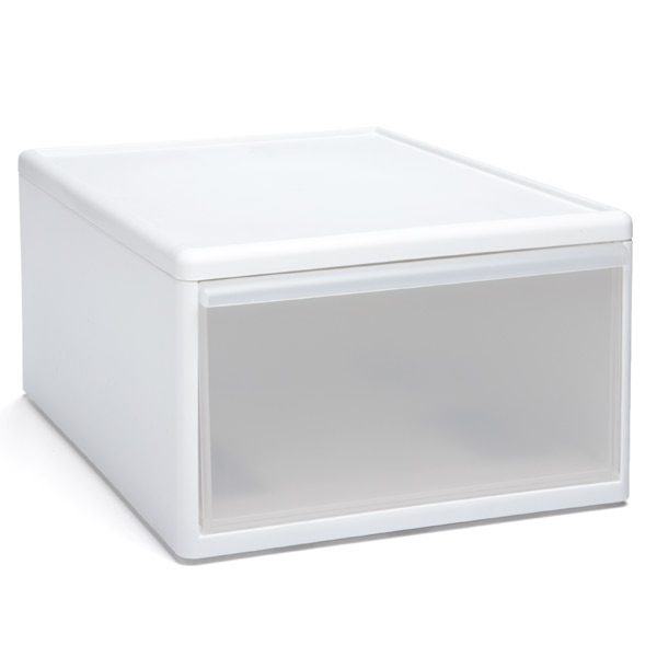Like-it® Modular Short Wide Drawer White