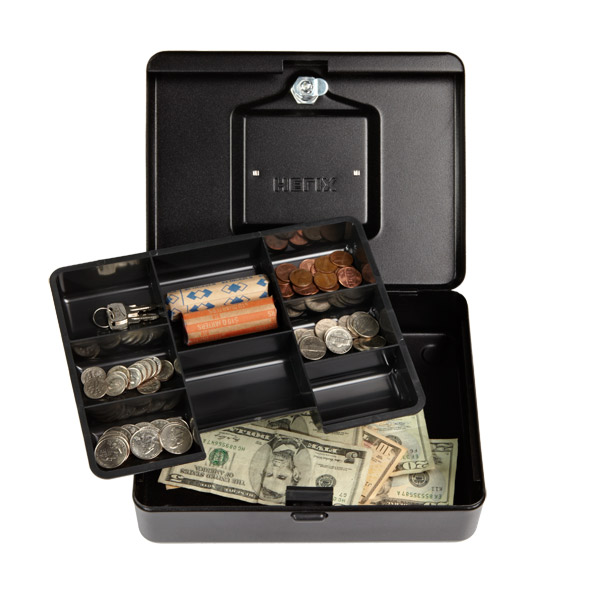 Cashbox Black