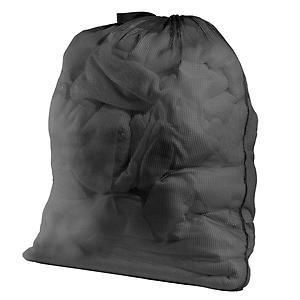Mesh Laundry Bag Black