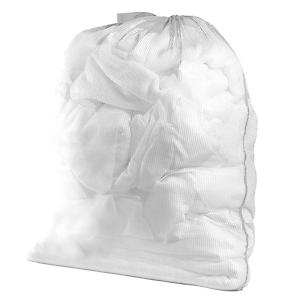 Mesh Laundry Bag White