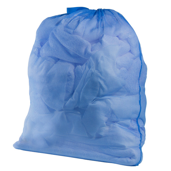 Mesh Laundry Bag Royal Blue