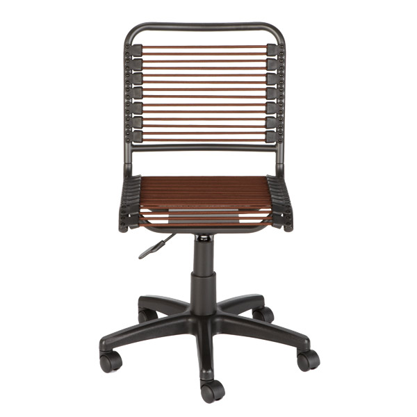 Bungee Office Chair Chocolate
