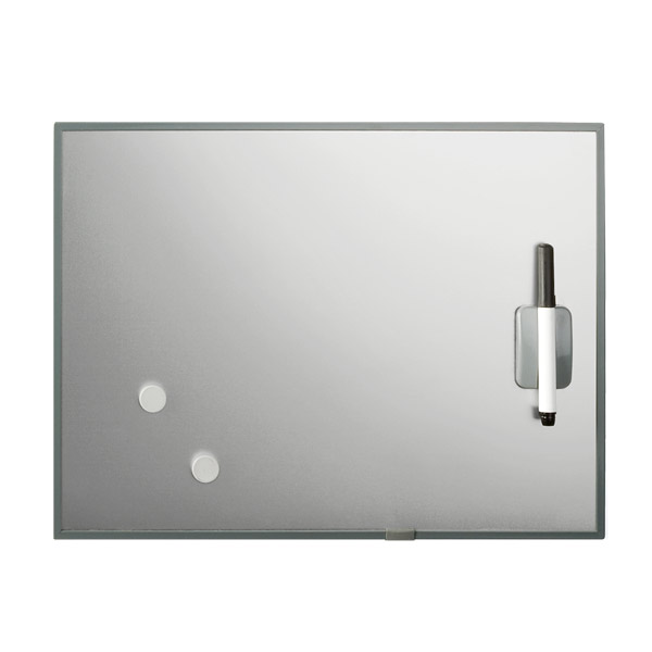 Magnetic Dry Erase Board Stainless
