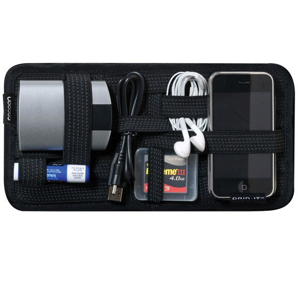 Small Rectangular GRID-IT! Organizer Black
