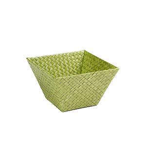 Small Square Pandan Basket Grass