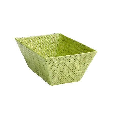 Small Rectangular Pandan Basket Grass