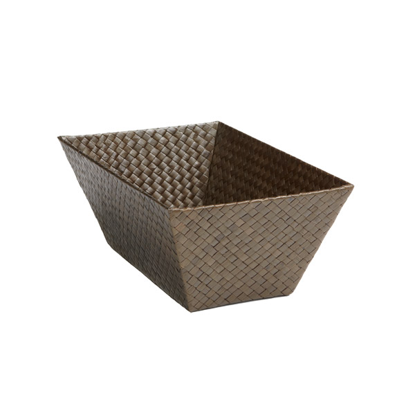 Small Rectangular Pandan Basket Java