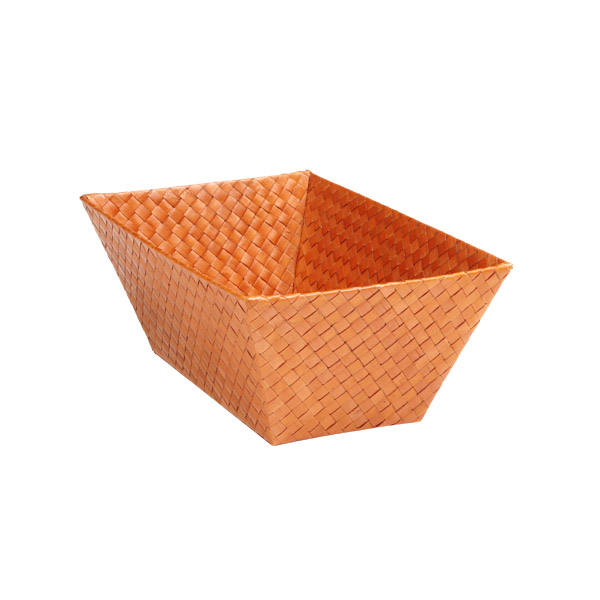 ... Small Rectangular Pandan Basket Orange ...