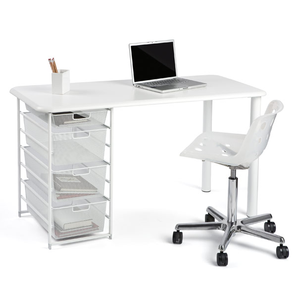 premium selection 9a217 957c5 Melamine Desk Top with Rounded Edge