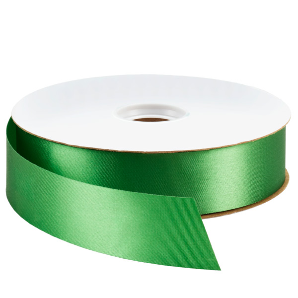Satin Ribbon Green