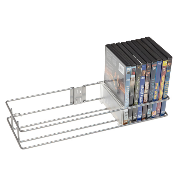 elfa Media Rack Platinum