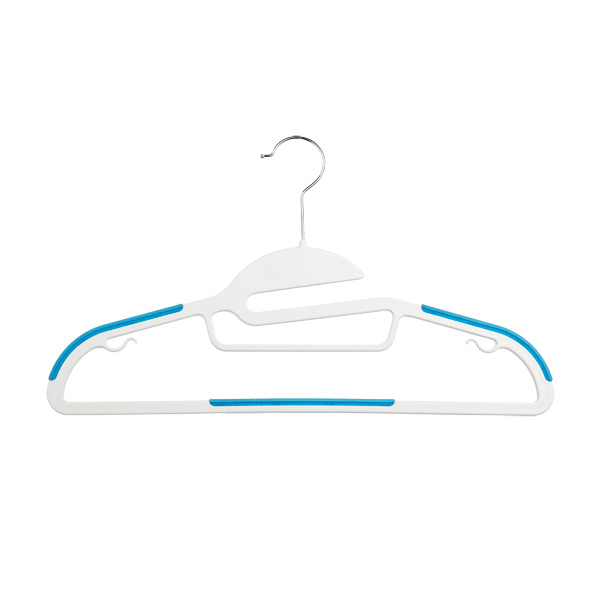 All-In-One Hanger Blue Pkg/8