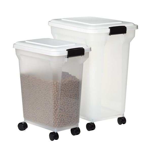Superior Iris Pet Food Containers ...