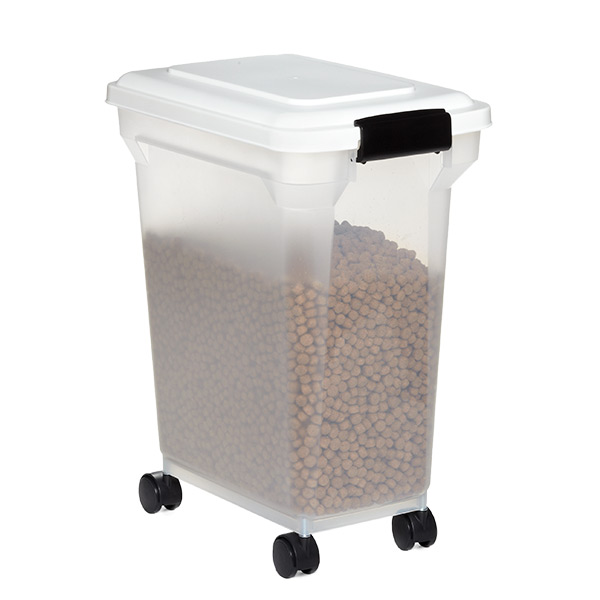 Iris Pet Food Containers 22 Lb Container