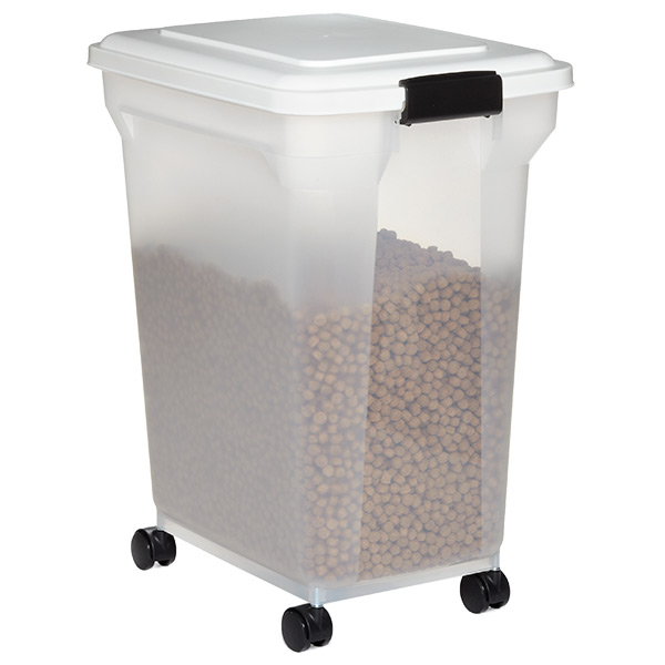 Pet Food Container 45 Lb