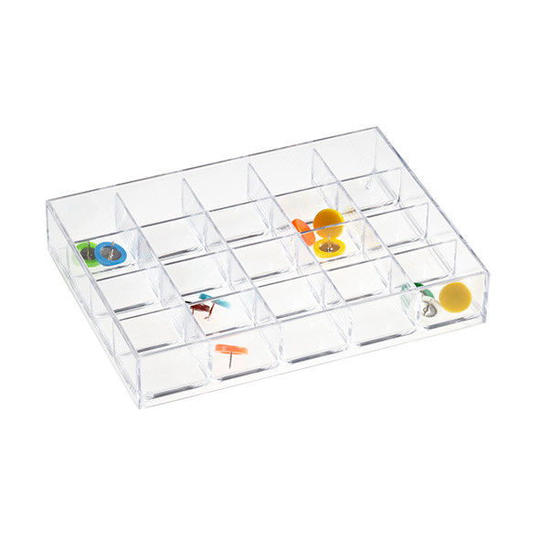 Sectioned Drawer Dividers Like It Small  Section Drawer Divider Clear