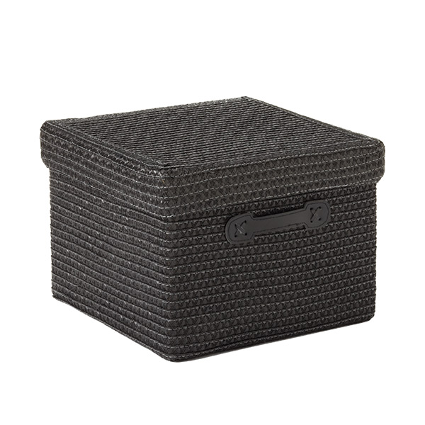 Square Havana Box Black