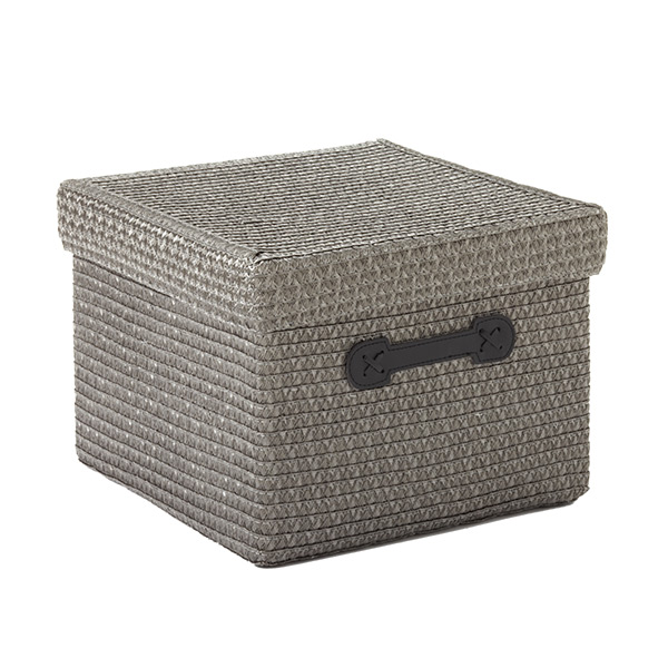 Square Havana Box Grey