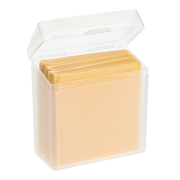 Sliced Cheese Stay Fresh Container  sc 1 st  The Container Store & Sliced Cheese Stay Fresh Container | The Container Store