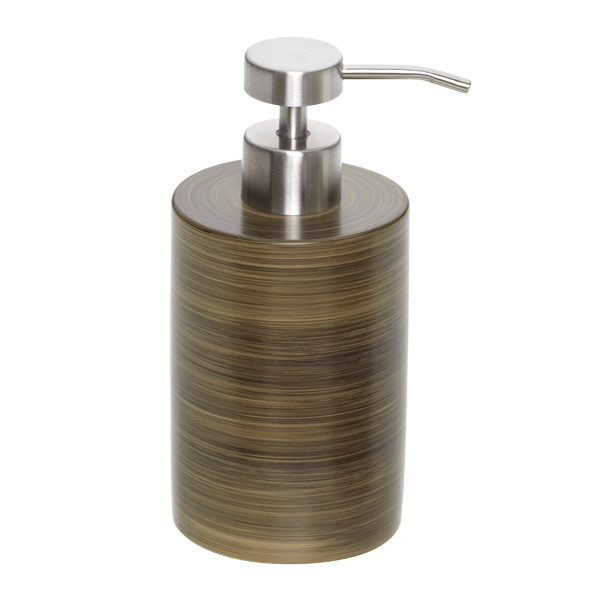 11.8 oz. Palm Pump Dispenser Olive