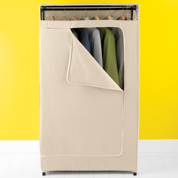 Canvas Clothes Closet