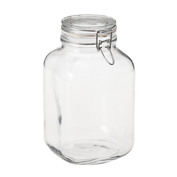 Hermetic Storage Jar 3 Ltr
