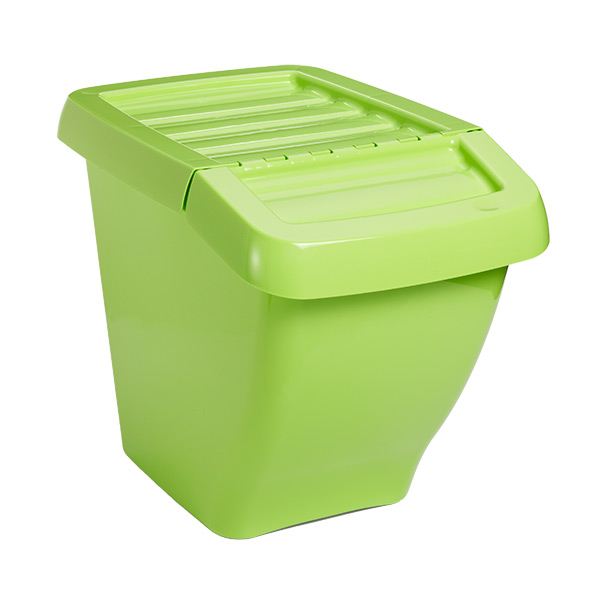 13 gal. Recycle Bin Green
