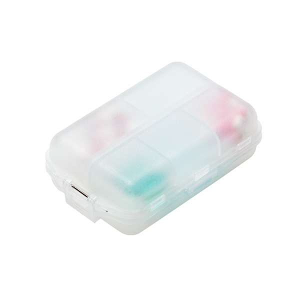 Double Sided Pill Box
