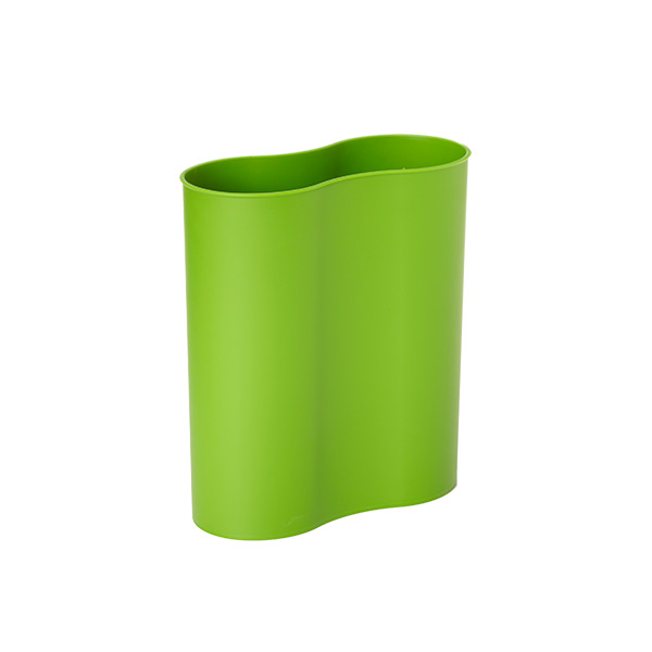 1.7 gal. Eco Cocoon Trash Bin L Green