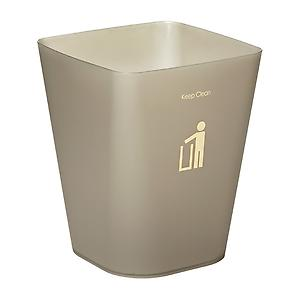 keep clean trash cans the container store. Black Bedroom Furniture Sets. Home Design Ideas