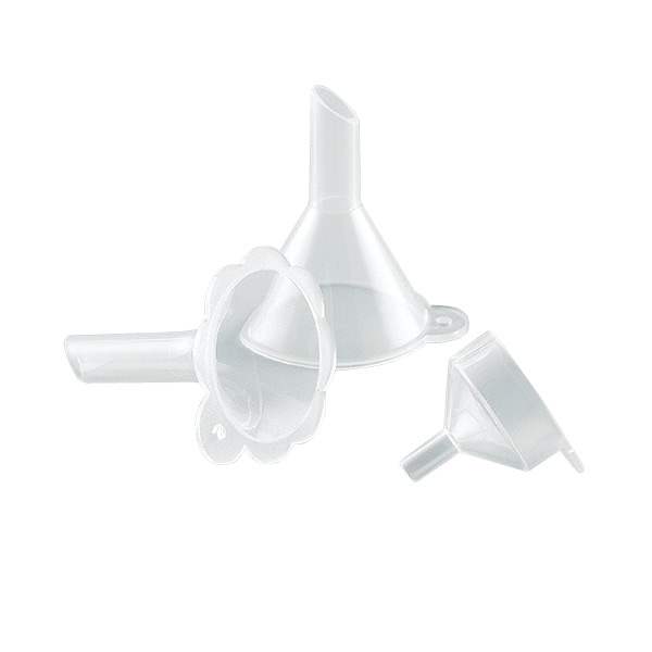 Mini Funnels Translucent Pkg/3