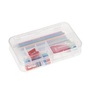 10-Compartment Two Sided Storage Box