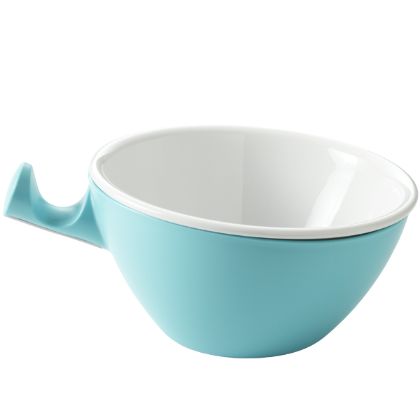 24 oz. Loomm Meal Bowl Aqua