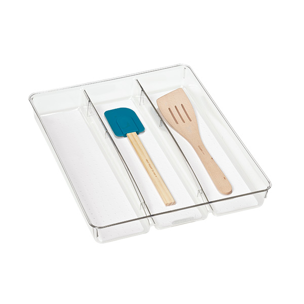 madesmart® Utensil Tray Clear